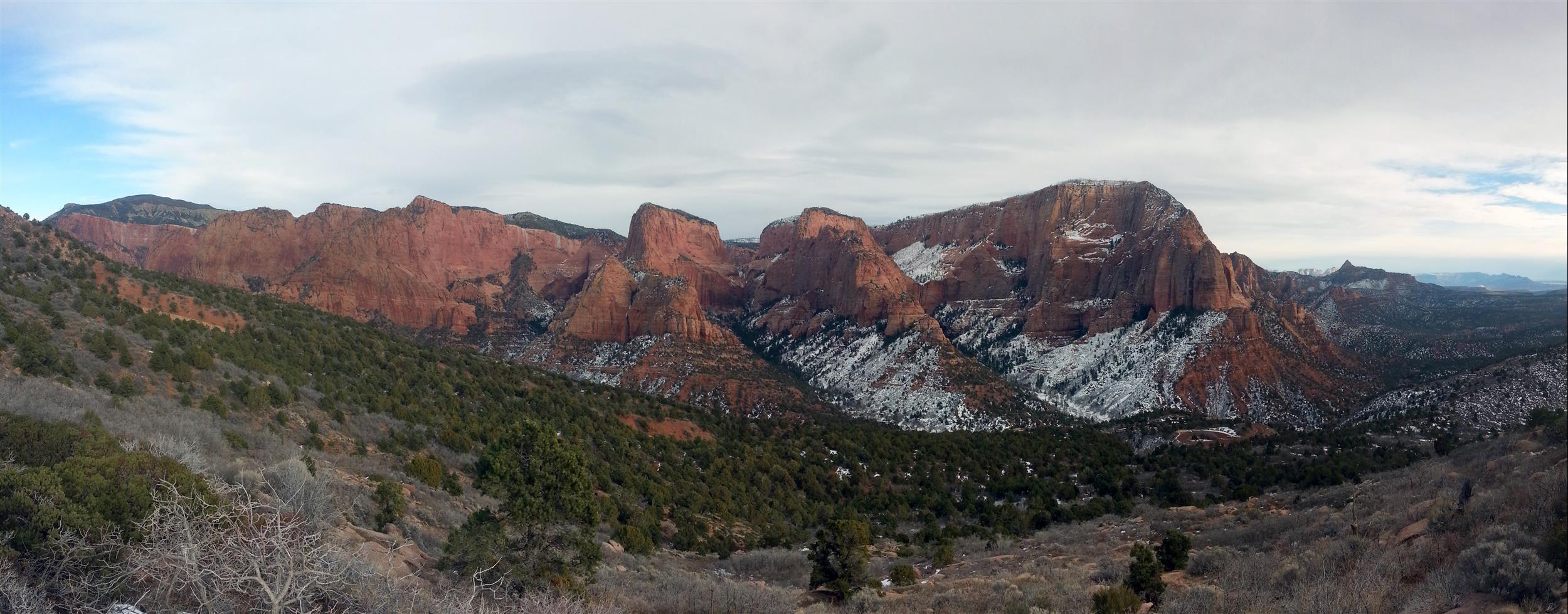 Kolob Canyons, Zion N.P.