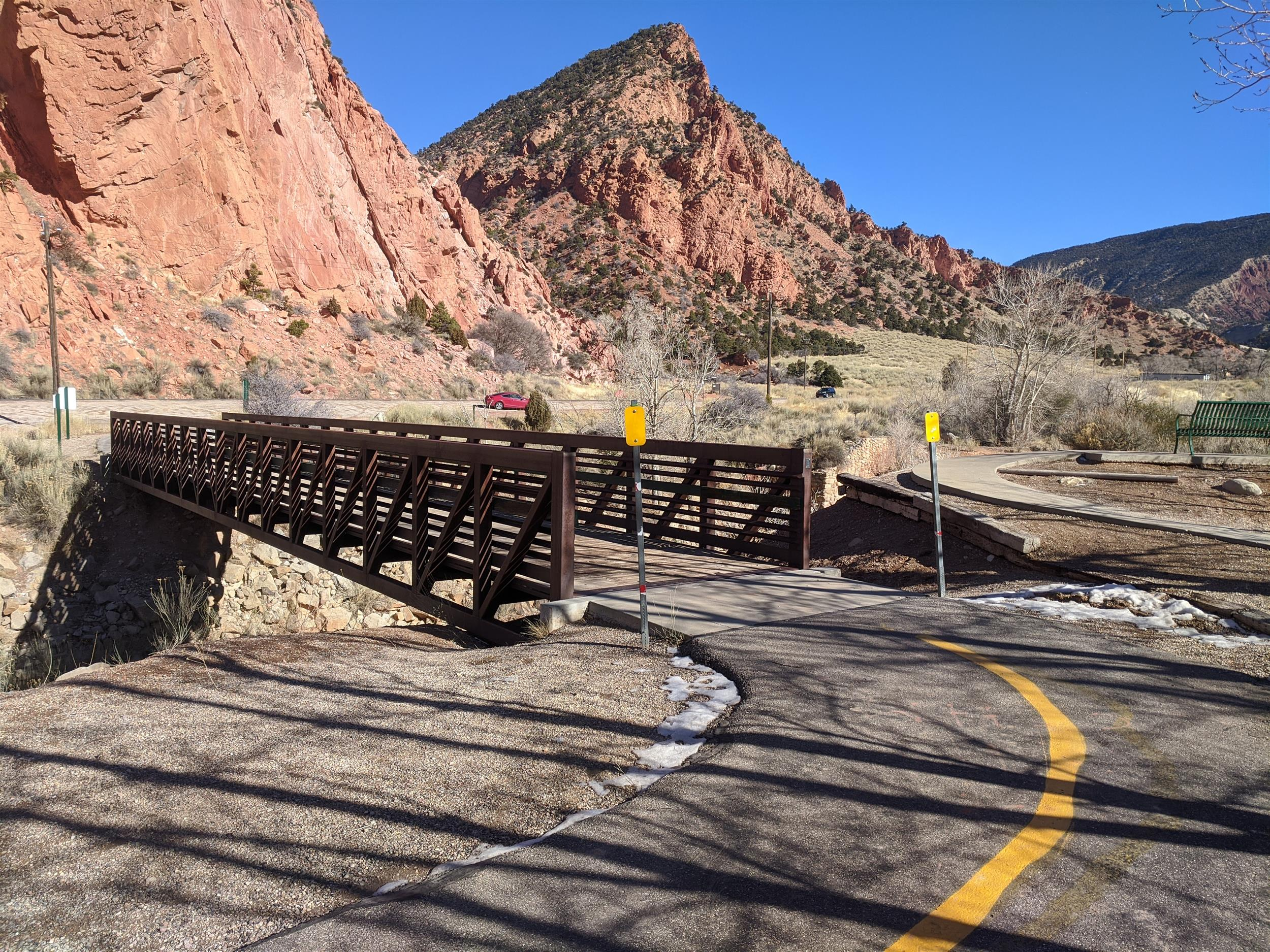 Cedar City Trail System